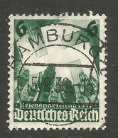 GERMANY. 6pf USED HAMBURG POSTMARK - Other