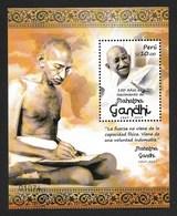 PERU 2019 , MAHATMA GANDHI , SOUVENIR SHEET , MNH - Mahatma Gandhi