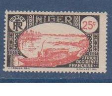 NIGER        N°  YVERT  36   NEUF AVEC CHARNIERE      ( Char 02/21 ) - Ungebraucht