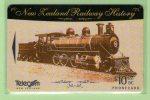 New Zealand - 1995 Railway History Part II - $10 Train - NZ-D-55 - Mint - Neuseeland