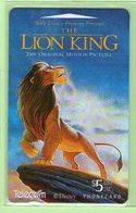 New Zealand - 1994 Disney $5 Lion King - NZ-D-26 - VFU - Neuseeland