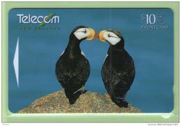 NZ - 1997 Animal Affections - $10 Puffins  - NZ-P-116 - Mint - Neuseeland