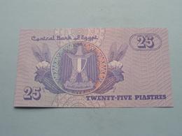 25 Piastres - EGYPT ( For Grade, Please See Photo ) ! - Egypt