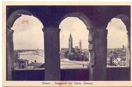 VERONA TEATRO ROMANO 1947 GIORNATA DEL FRANCOBOLLO  (FEB20748) - Verona