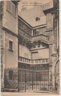 Cpa ( 54 Meurthe-et-moselle) Nancy , Hotel Renaissance , 9 Rue De L'abbé-trouillet - Nancy