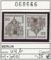 Berlin  - Michel K4 B (K4b) - ** Mnh Neuf Postfris - - [5] Berlin