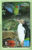 NZ - 1996 NZ Birds II - $5 Montage - NZ-P-74 - Mint - Neuseeland