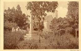 Algerie - Bugeaud - L'Eglise Et Le Monument Aux Morts - Algérie