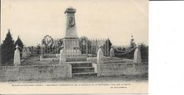 45 . Loiret :  Beaune La Rolande . Monument Commemoratif  De La La Bataille De 1870. - Beaune-la-Rolande