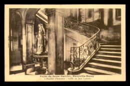 54 - MAXEVILLE-NANCY - FOYER DU JEUNE OUVRIER - L'ESCALIER D'HONNEUR - GRILLE DE JEAN LAMOUR - Maxeville