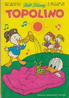 DISNEY - ALBUM TOPOLINO N°880 - 8 OTTOBRE 1972 - BOLLINI PUNTI - GIOCHI NON SVOLTI - CONDIZIONI OTTIME!!! - Disney