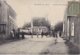 SAINT AGIL  Centre Du Bourg - France