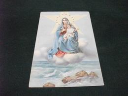 MADONNA CON BAMBINO PITTORICA - Vergine Maria E Madonne