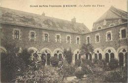 9626 CPA Couvent De Saint Nazaire - Le Jardin Des Fleurs - Saint Nazaire