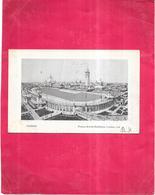 LONDON - ANGLETERRE -  Franco British Exhibition 1908 - STADIUM  - VAE - - London