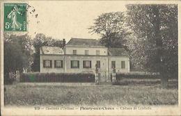 9324 CPA Fleury Aux Choux - Château De Lamballe - Other Municipalities