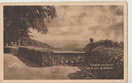 Cpa ( 54 Meurthe-et-moselle) échappée Sur Nancy , Vue Du Parc Brabois - Nancy