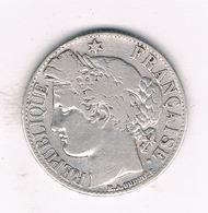 1 FRANC 1887 A FRANKRIJK /1141/ - France