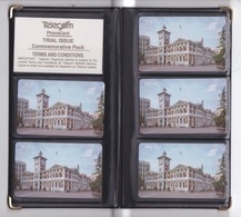 New Zealand - 1989 Trial Issue - Post Office Set (5) - NZ-G-1/5 - Mint In Presentation Folder - Very Rare! - Neuseeland