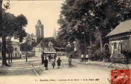 SENLIS  - Avenue De  La Gare - Senlis