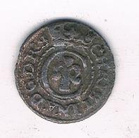 SCHILLING  1641  LIVONIA LETLAND /1146/ - Lettonie