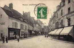 SENLIS  -  Maison  LEFEVRE - Senlis