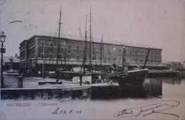 Bruxelles // L' Entrepot 1903 - Maritiem