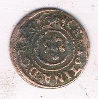 SCHILLING  1645  LIVONIA LETLAND /1148/ - Lettonie