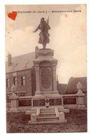 40425-ZE-62-BERTINCOURT-Monument Aux Morts - Bertincourt