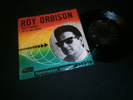 SP  45t  ROY ORBINSON Oh, Pretty Woman - Rock