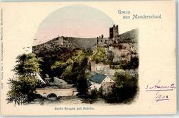 52659174 - Manderscheid , Eifel - Manderscheid