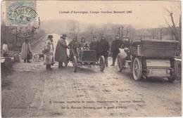 Sport Automobile : Circuit D'auvergne : Coupe Gordon Bennett 1905 - Mr. Desson Capitaine De Route .... - Rallyes
