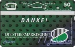 """TWK Österreich Privat: """"Die Steiermärkische 1"""" Gebr. - Autriche"""
