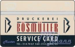 """TWK Österreich Privat: """"Bösmüller"""" Gebr. - Oesterreich"""