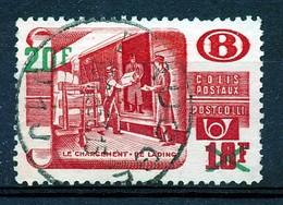 """TR 333 - """"BRUGGE 1"""" Litt. J - (ref. 30.707) - 1952-...."""