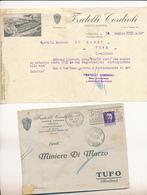 1931 VERONA  BUSTA PUBBLICITARIA FRATELLI CORDIOLI - 1900-44 Victor Emmanuel III