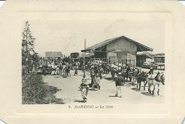 La GARE De MARENGO 1915 (bien Animée) - Les Colonies - VENTE DIRECTE X - Altre Città