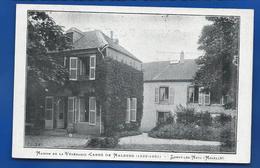 LORY-lès-METZ   Maison De La Vénérable Carré De MALBERG  1829/1891      écrite En 1927 - Francia