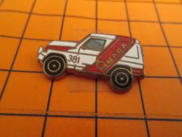 1619 Pin's Pins / Belle Qualité Et Rare / THEME AUTOMOBILES : RALLYE 4x4 OMADA N°381 - Rallye