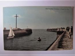 FRANCE - CALVADOS - COURSEULLES-SUR-MER - Entrée Du Port - Courseulles-sur-Mer