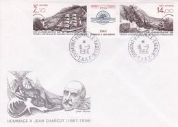 T.A.A.F. - Lettre, Document - Franse Zuidelijke En Antarctische Gebieden (TAAF)