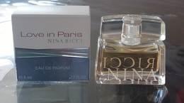 LOVE IN PARIS - EDP 5 ML De NINA RICCI - Miniatures Modernes (à Partir De 1961)