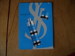 Carte YSL Rive Gauche A/film - Modernes (à Partir De 1961)