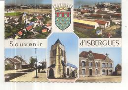 Souvenir D'Isbergues  (carte Multivues) - Isbergues
