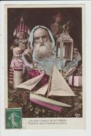 THEME FETES ET VOEUX - JOYEUX NOEL - PERE NOEL ET JOUETS - POUPEE - Santa Claus