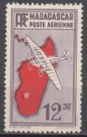 PA N° 11 - X X - ( C 1216 ) - Madagascar (1889-1960)