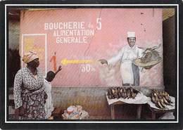 Afrique- GABON LIBREVILLE Boucherie Alimentation (B)  (Chez Bonne Idée Editions : ZREIK Photo Lerat N°12)*PRIX FIXE - Gabon