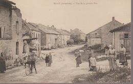 RILLY SUR AISNE - GRANDE RUE - France