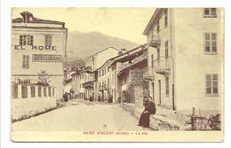 SAINT VINCENT - LA VIA - Aosta