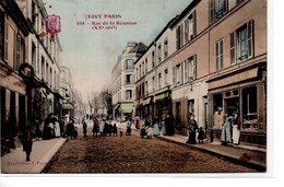 Paris : Série '' Tout Paris '' N° 688 Rue De La Réunion  XX Ar - Francia